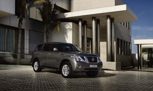 Представительский Nissan Patrol 2010 года