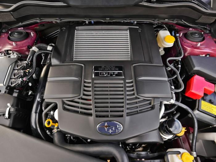 Subaru Forester - скорость и устойчивость