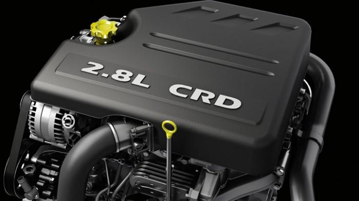 Chrysler Grand Voyager - мощь под капотом