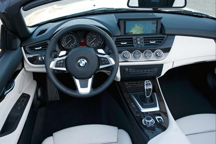 BMW-X4 салон