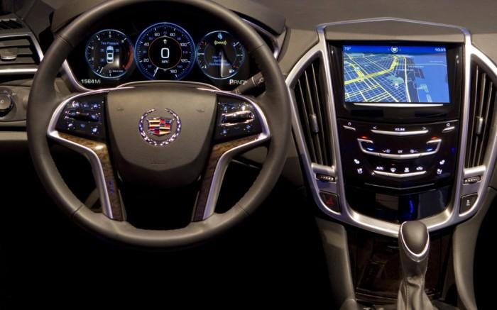 Cadillac SRX салон