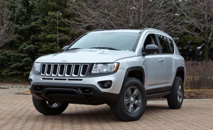 Jeep Compass завалил краш-тест