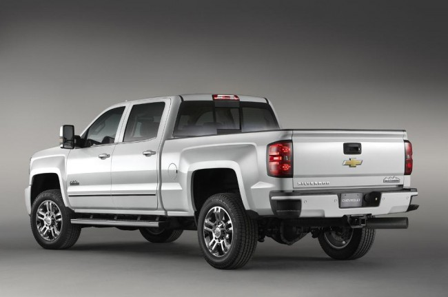 Silverado High Country HD