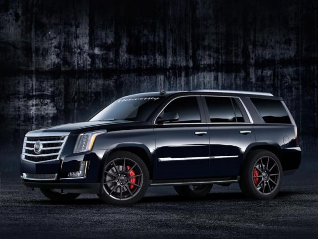 Hennessey Cadillac Escalade 2015