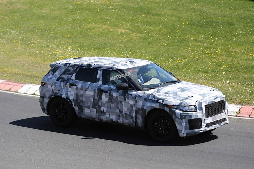 Новый внедорожник от Jaguar