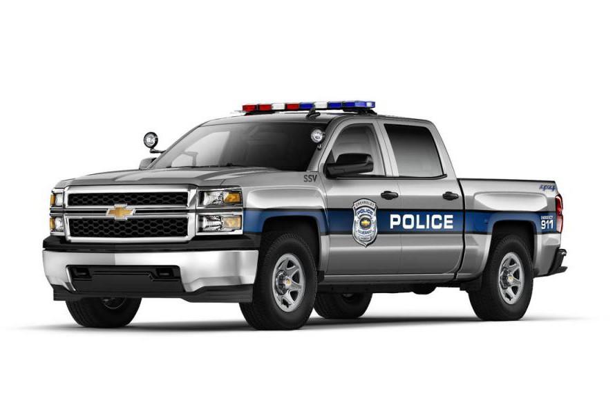 Chevrolet Silverado SSV 2015