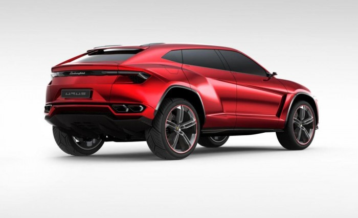 Lamborghini Urys