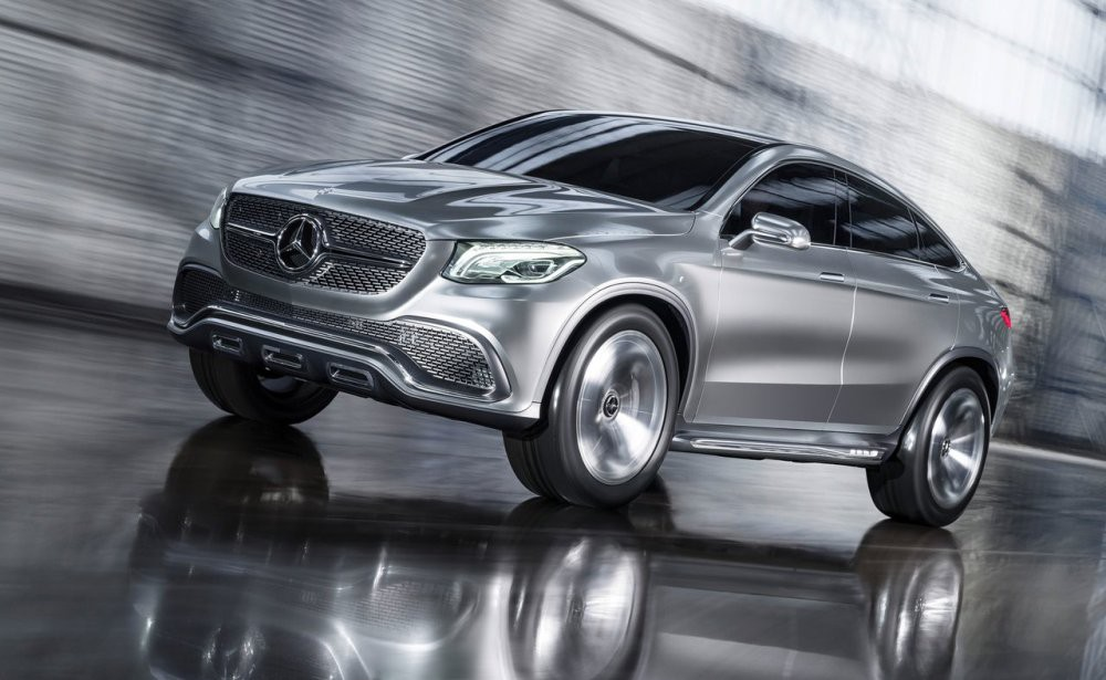 Concept Mercedes-Benz Coupe SUV
