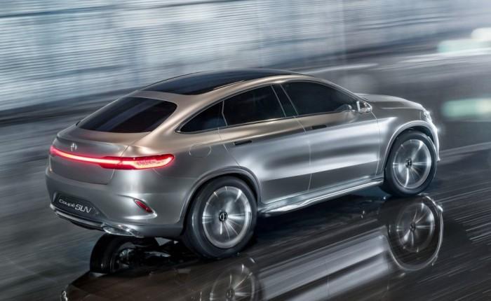 Concept Mercedes-Benz Coupe SUV