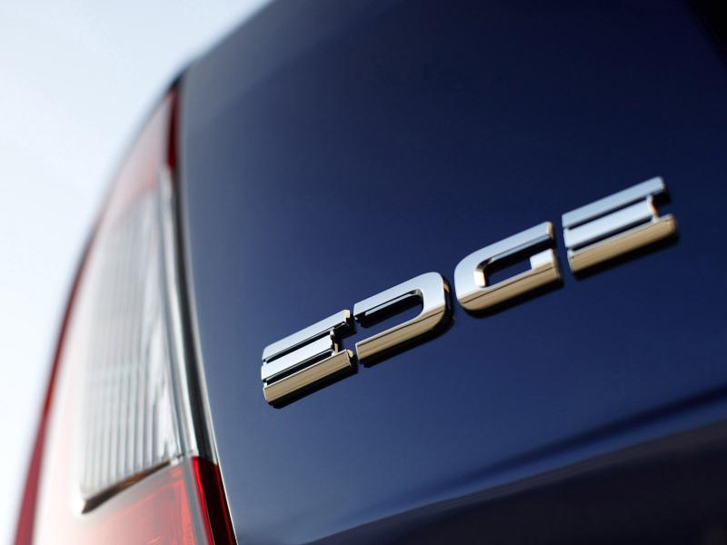 Логотип Ford Edge