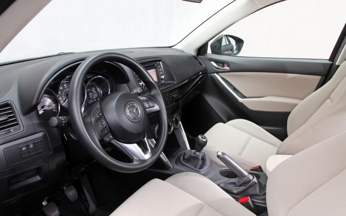 Mazda CX-3  точность в каждой детали