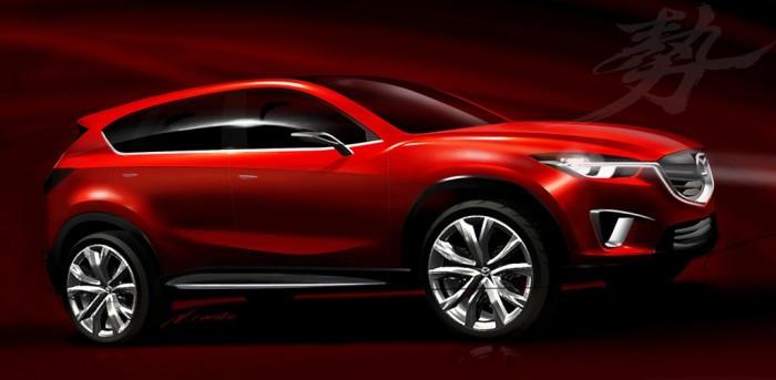 Mazda CX-3 -  к вершине успеха