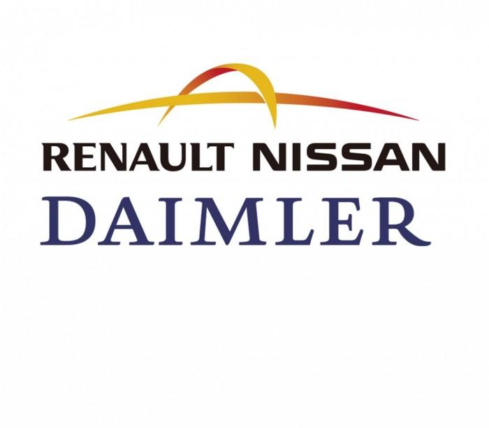 Renault-Nissan-Diamler