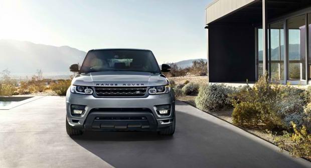 Люксовая модель Range Rover