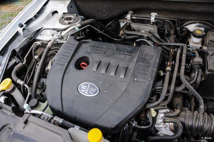 Двигатель FAW Besturn X80