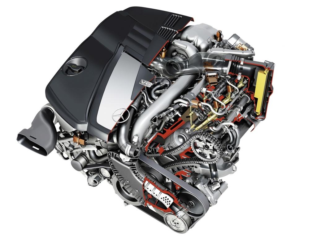 эффективный дизельный двигатель