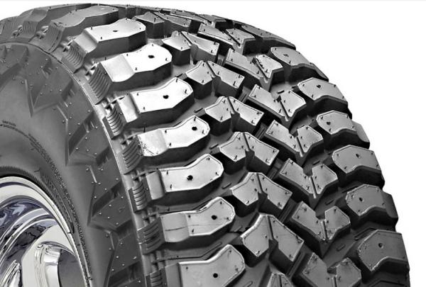 Проектор шины для внедорожника