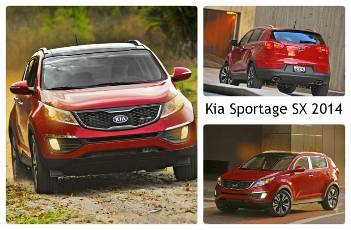 Kia Sportage SX 2014