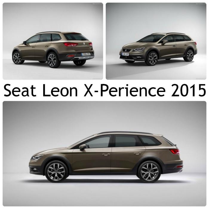 Seat Leon X-Perience 2015