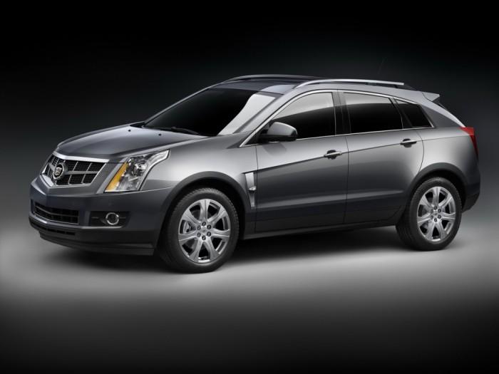 кроссовер Cadillac SRX