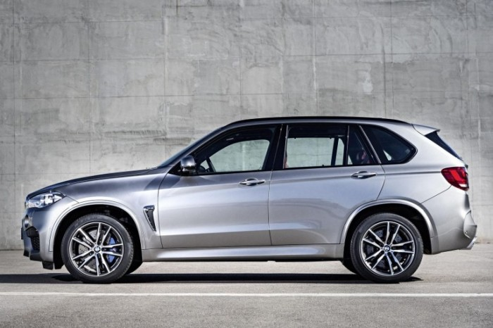 Второе поколение BMW X5 M и X6 M