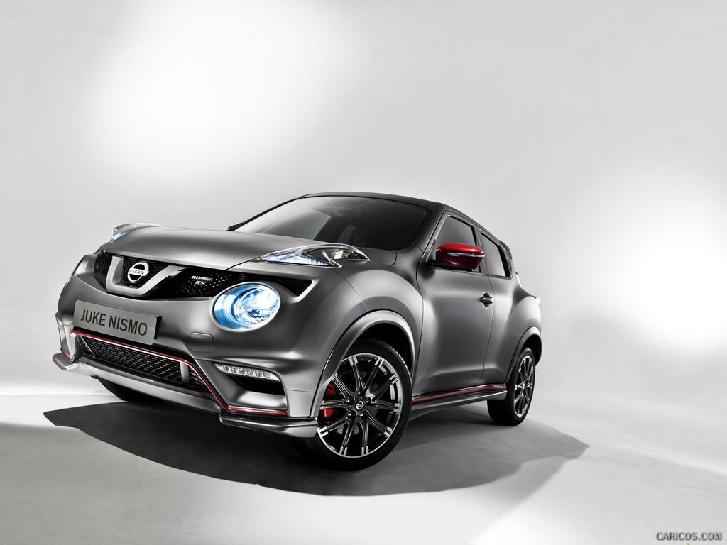 Новый внедорожник Nissan Juke