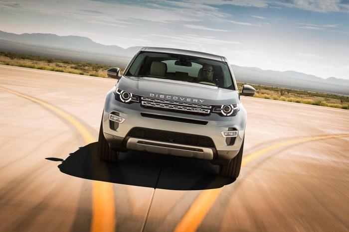 Подвеска автомобиля Land Rover и муфта Haldex позволяют преодолевать не только все трассы , но и большинство препятствий