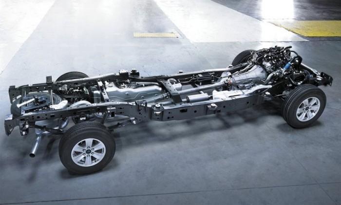 В конструкции нового пикапа Форд Ф-150 использован алюминий
