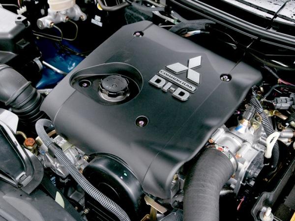 Двигатель Mitsubishi L200 2014