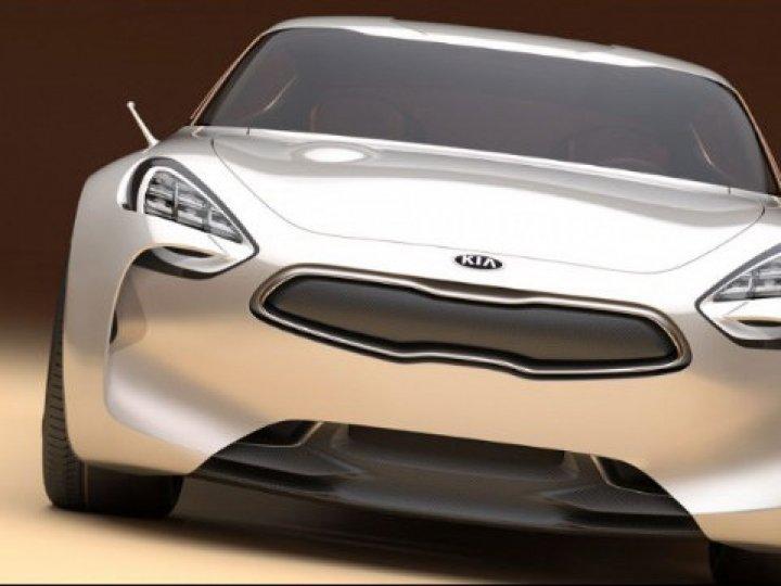 Новый кроссовер Kia DE выыйдет в 2016 году