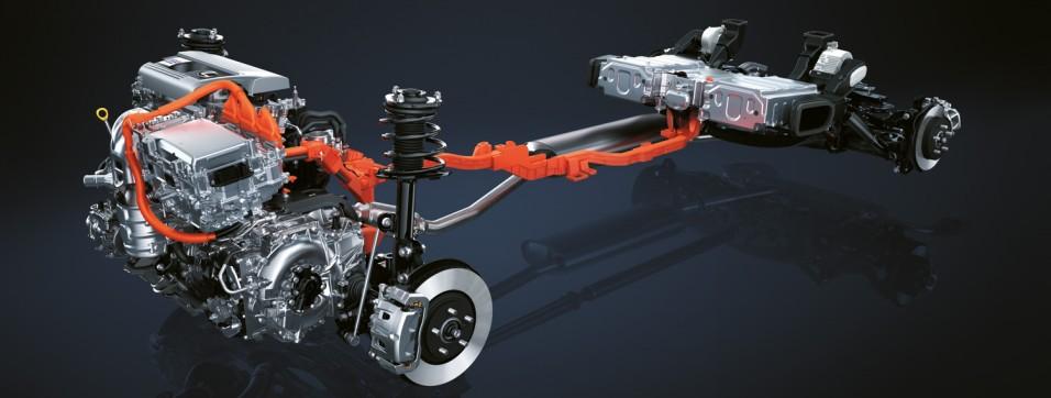 Усовершенствованная подвеска на новом спортивном кроссовере Lexus NX фото