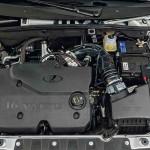 У кроссовера Lada Kalina Cross бензиновый двигатель