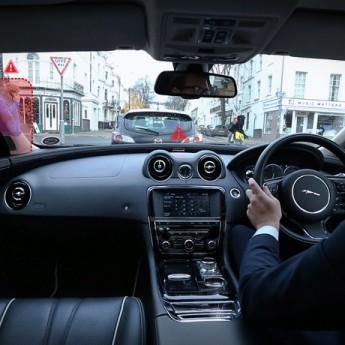 Новая система от Jaguar Land Rover