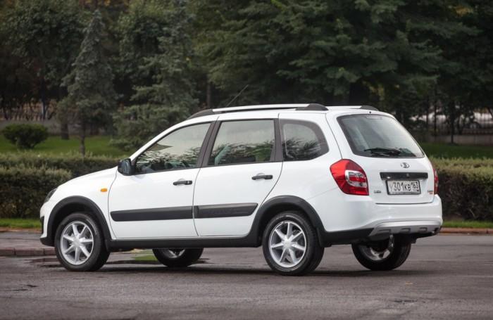 Тест-драйв кроссовера показал неплохую управляемость автомобиля