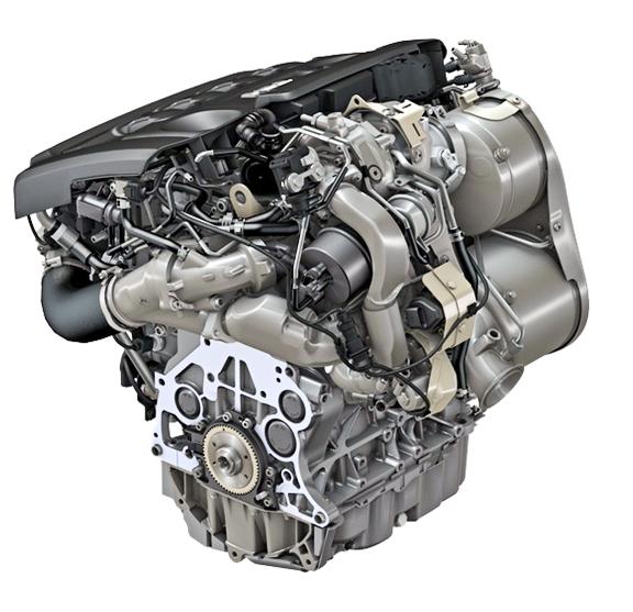 Новый турбодизель компании Volkswagen обладает большей мощностью и существенной экономией топлива