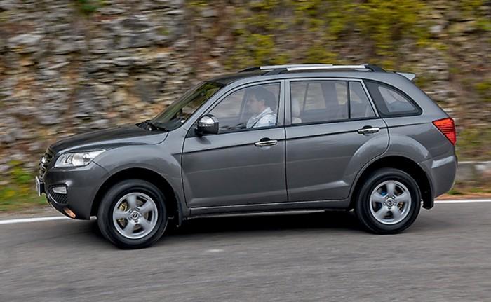 Тем не менее, китайские автомобили далеки от идеала, в том числе и Lifan X60