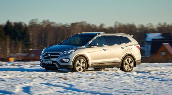 Кроссовер Hyundai получил очень мягкую, но короткоходную подвеску