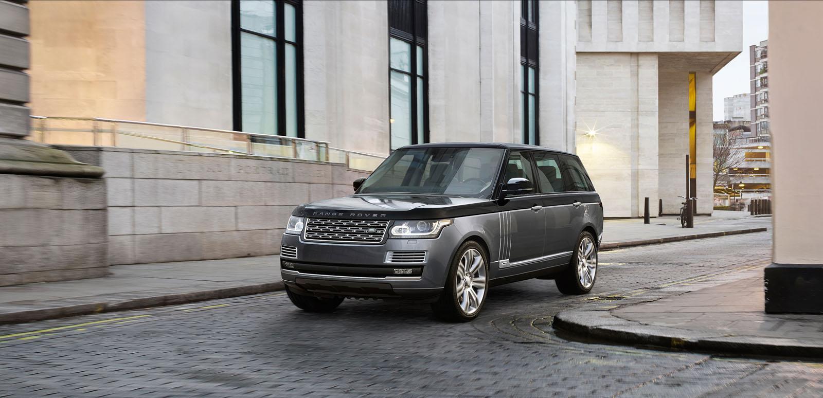 Range Rover SVAutobigraphy