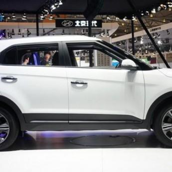 Hyundai ix25 - представитель компактных кроссоверов