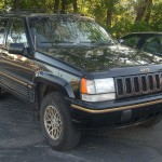 Jeep Grand Cherokee Limited 93–95