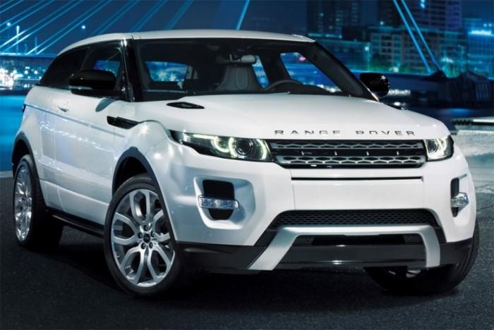 Новый кроссовер нового Range Rover Evoque 2016 с новым кузовом, салоном и силовыми агрегатами