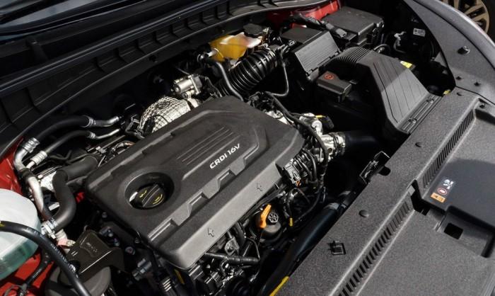Hyundai Tucson 2016 предлагает покупателю выбор из двух бензиновых двигателей и трех дизельных