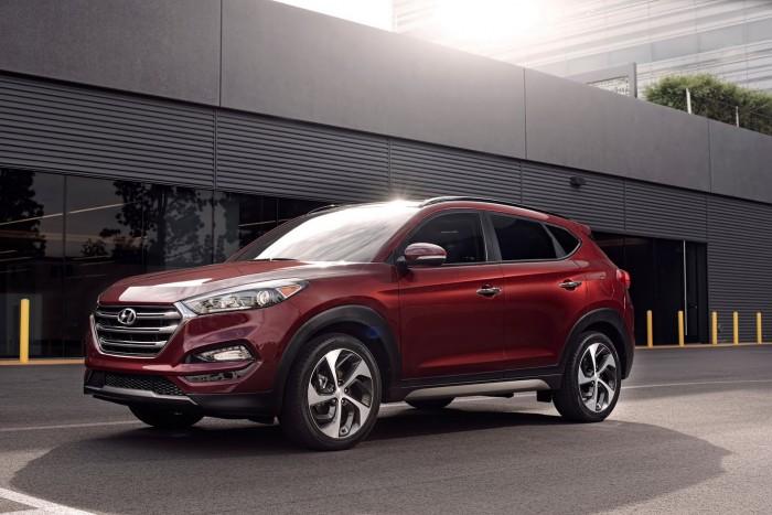 У нового Hyundai Tucson увеличенный крутящий момент и новая коробка передач