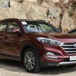 Спортивный и стильный новый кроссовер Hyundai