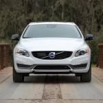 У Volvo V60 Cross Country очень современный дизайн