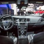 У нового полноприводного Volvo S60 очень роскошный салон
