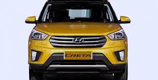 Creta - новый кроссовер от Hyundai