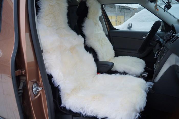 меховые чехлы для авто