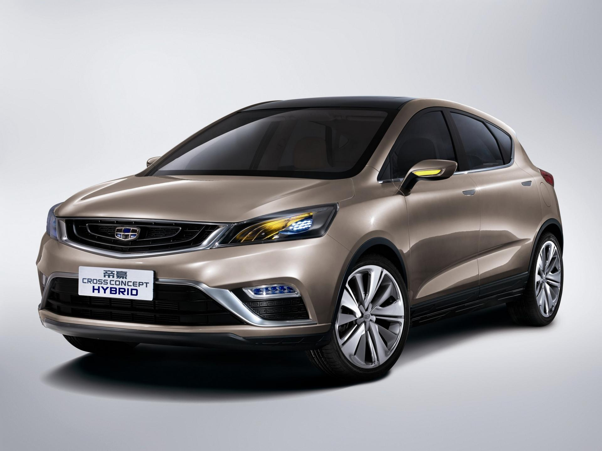 Geely Emgrand S7