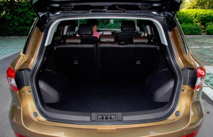 Багажник кроссовера GAC GS4